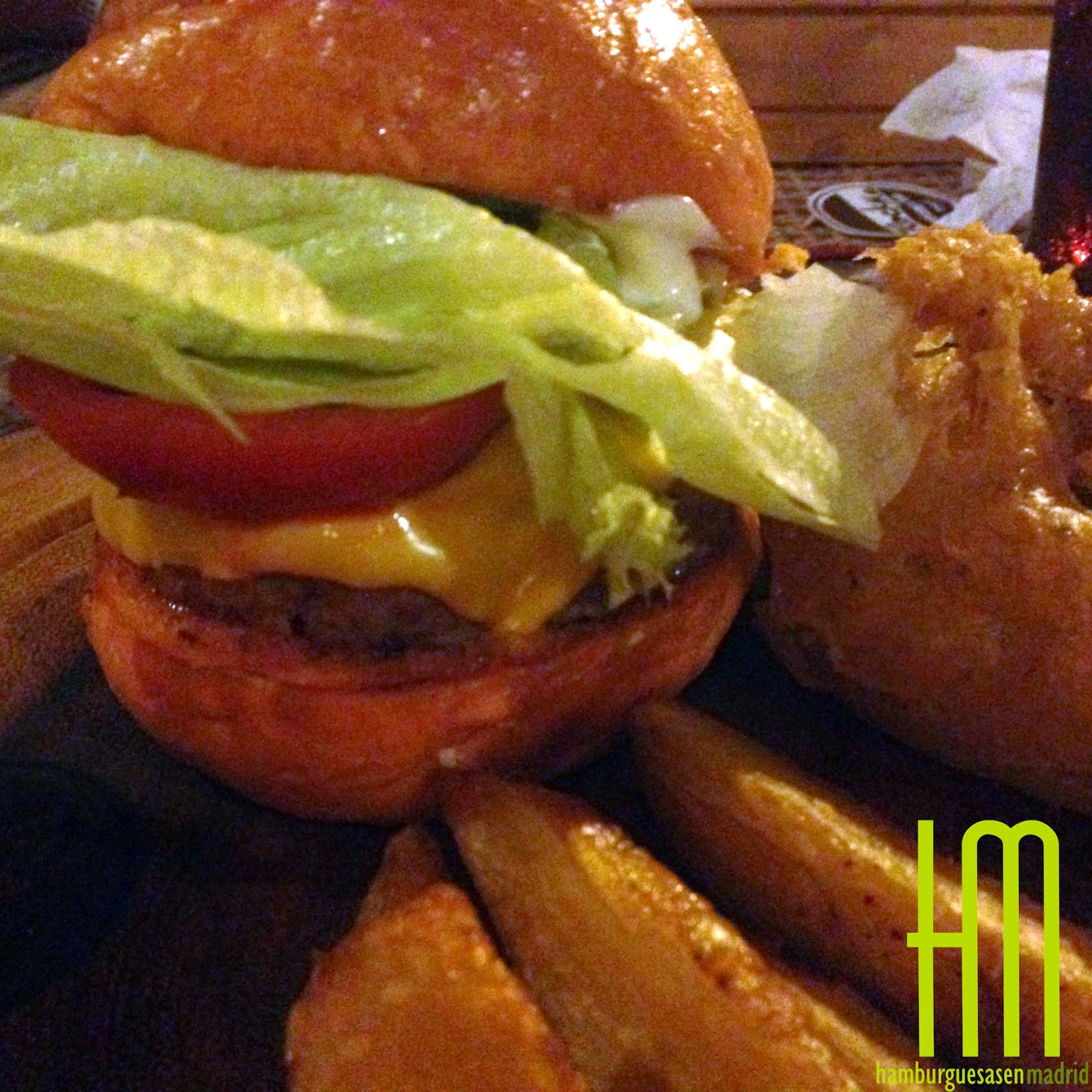 Rock and Me Burger
