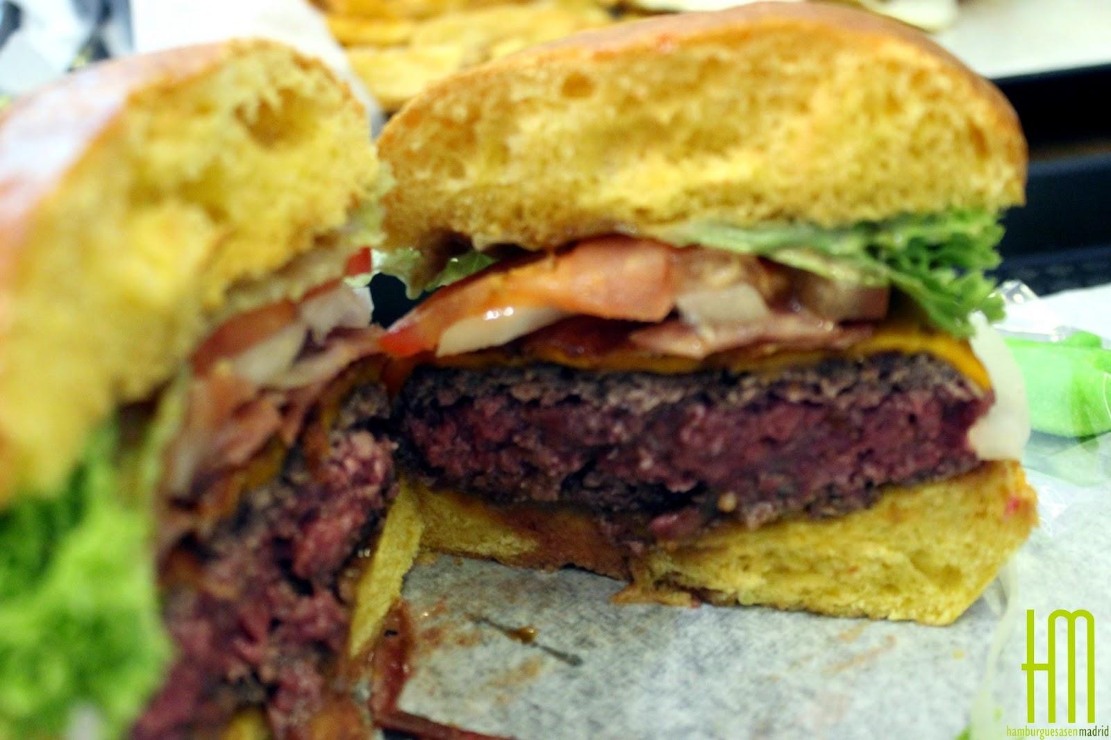 Corte Tennessee Burger De10
