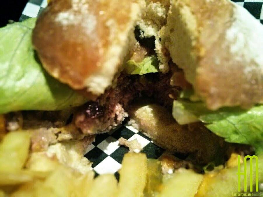 Corte burger Rockabilly