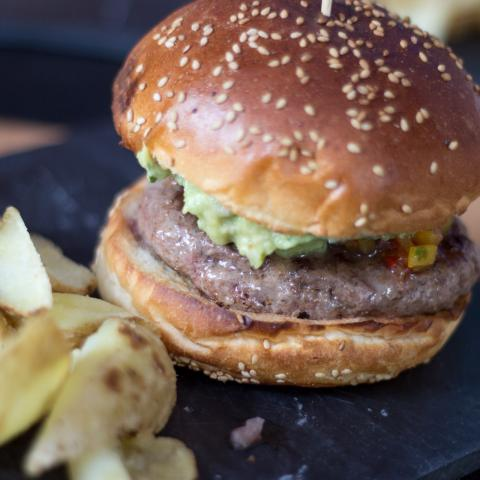 Burger La Kika