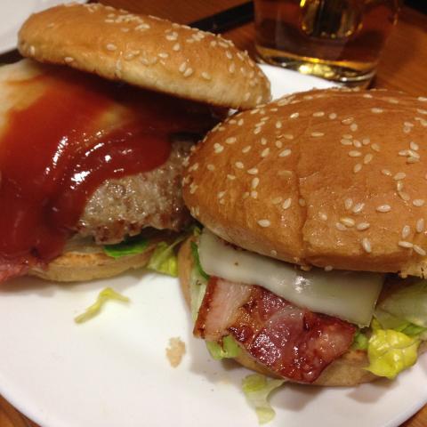 Burger Especial Lozano