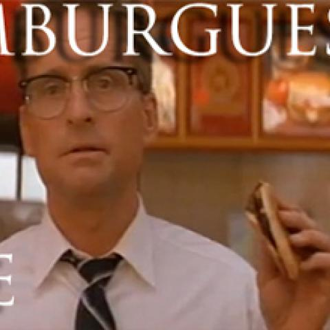 Cabecera Burgers y Cine