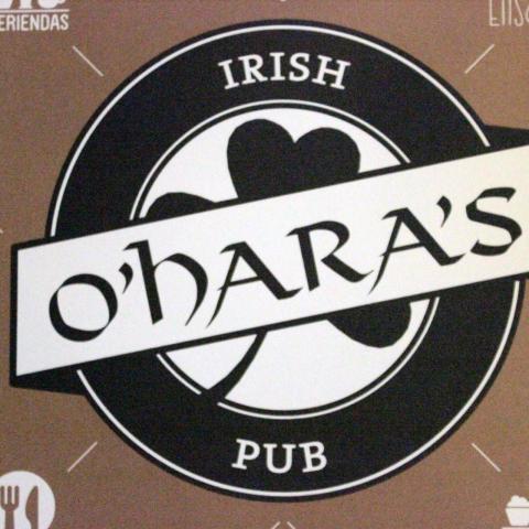 Logo O'Hara's