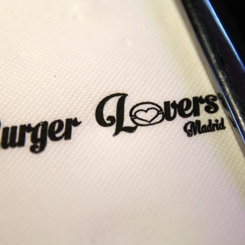 Logo Burger Lovers