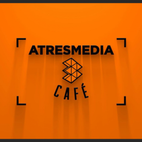 Logo ATresMedia Cafe