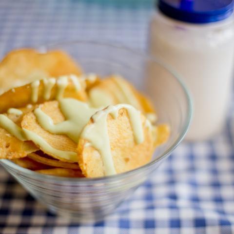 Patatas Wasabi