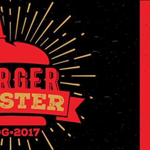 Banner Burger Master Bogota 2017