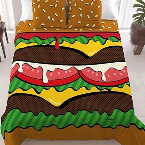 Cama Burger