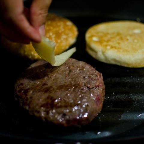 Carne Plancha Membri Burger