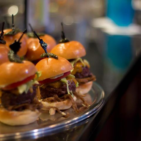 Mini Burgers HR
