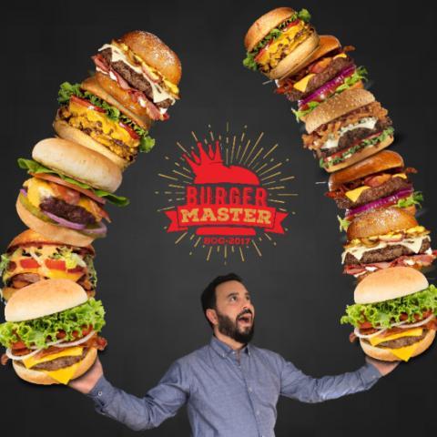 Portada Burger Master Bogota