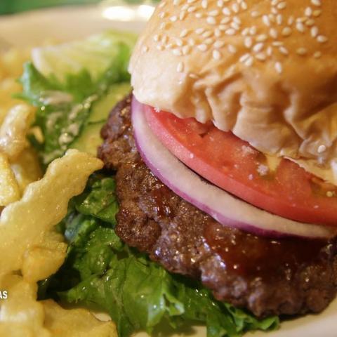 Shangri La Burger