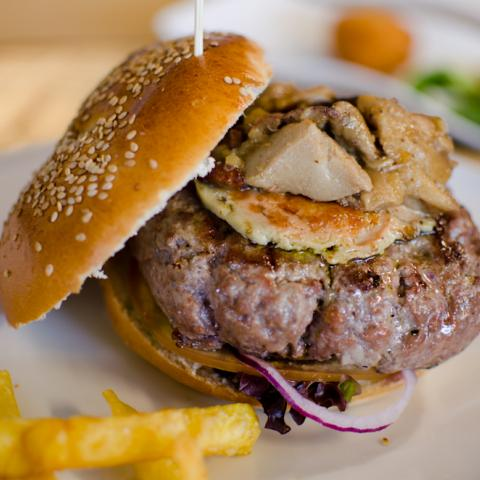Hamburguesa Foie Meat Love