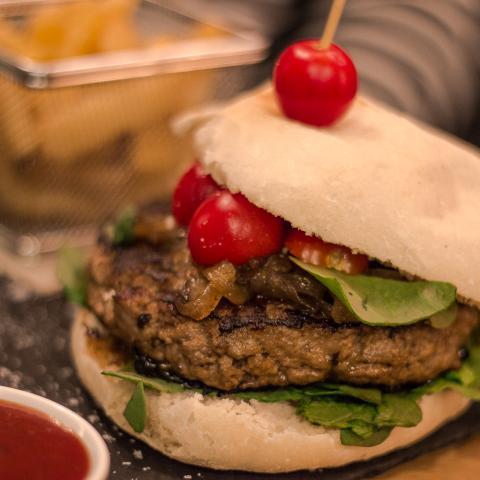 Burger Montys