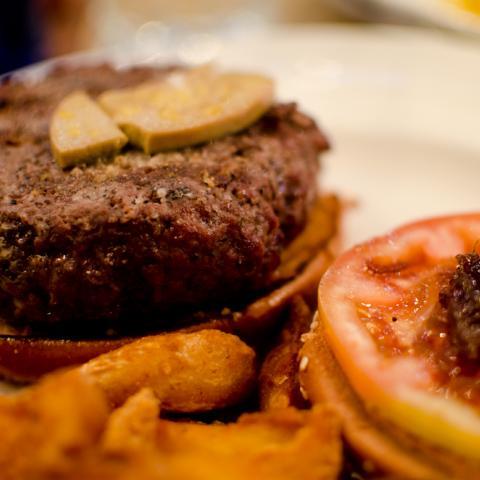 Park Avenue NY Burger