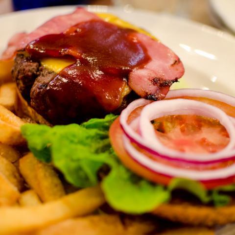 Queens NY Burger