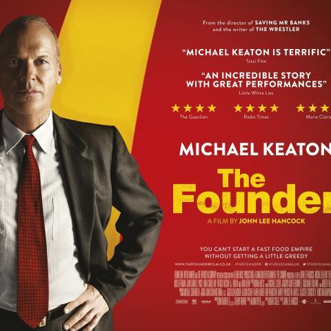Portada El Fundador