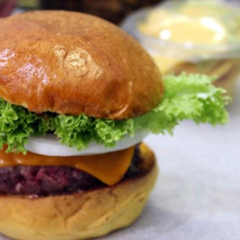 Tennessee Burger