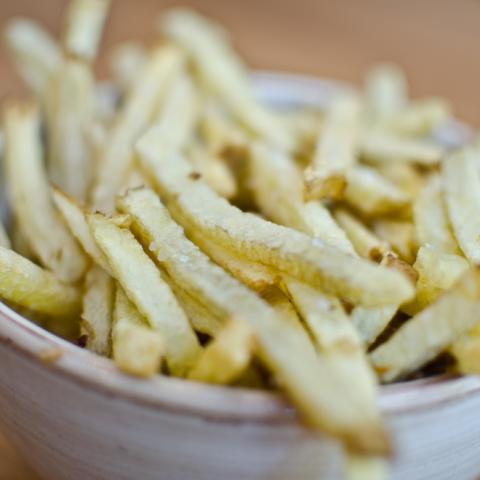 Ración Patatas Fritas Timesburg