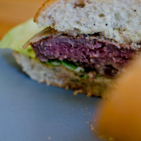 Detalle Corte Burger