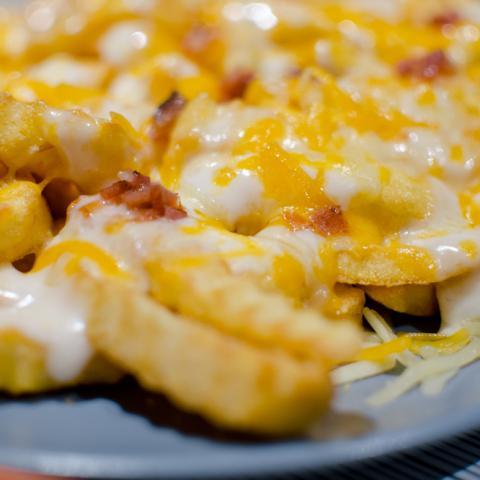 Patatas Rancheras Tom's Burger