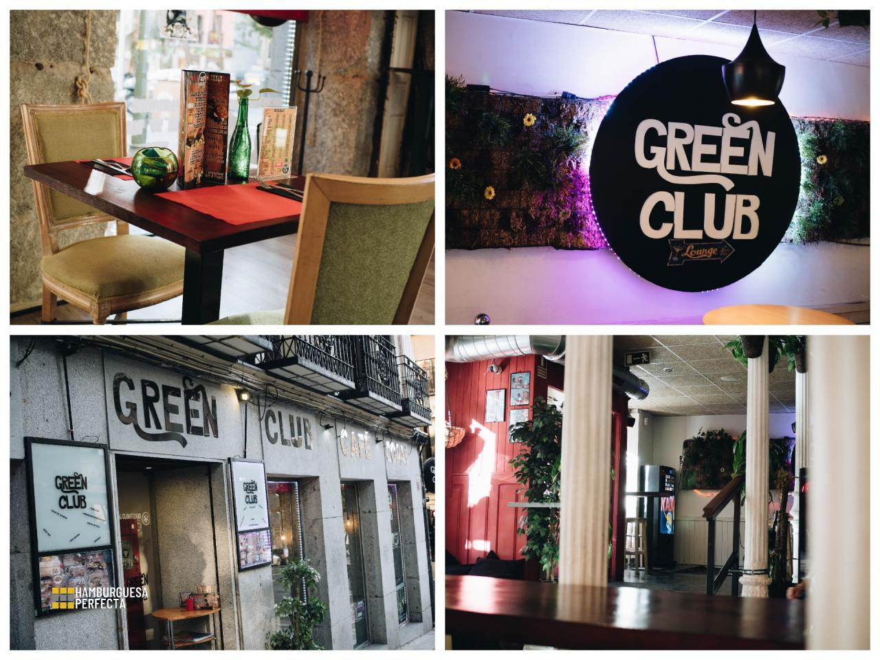 Collage Local Green Club