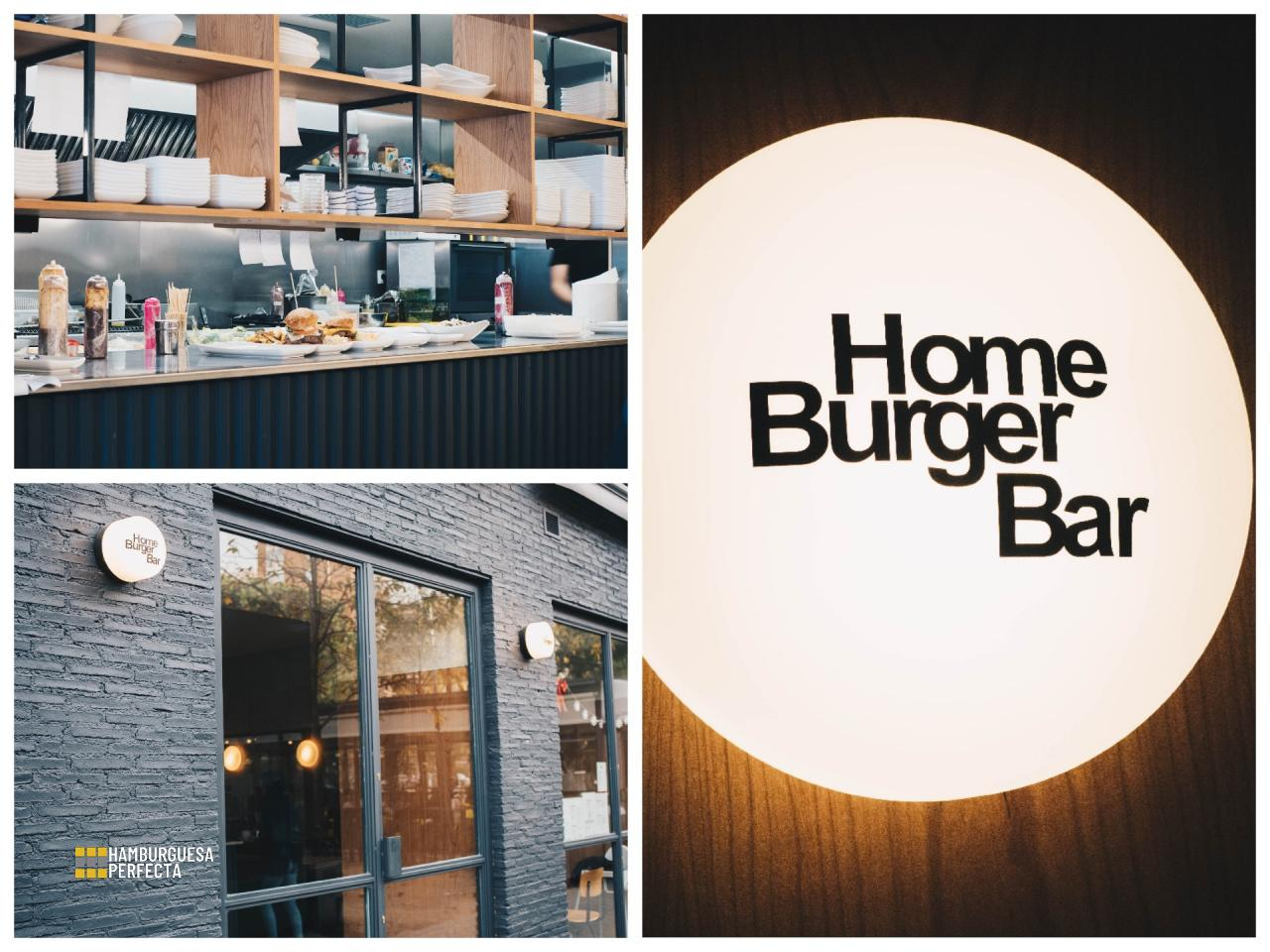 Collage Local Home Burger PV