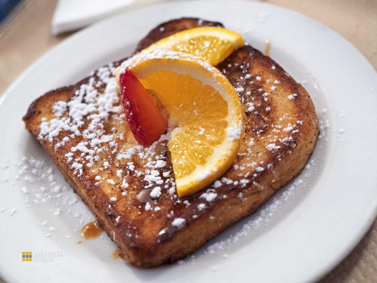 French Toast Ferry