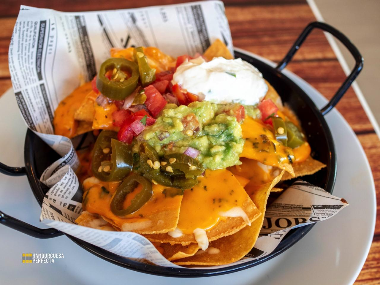 Nachos Food Fighters