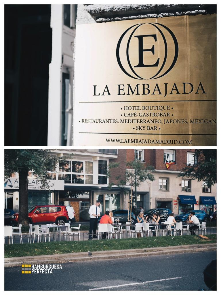 Collage La Embajada
