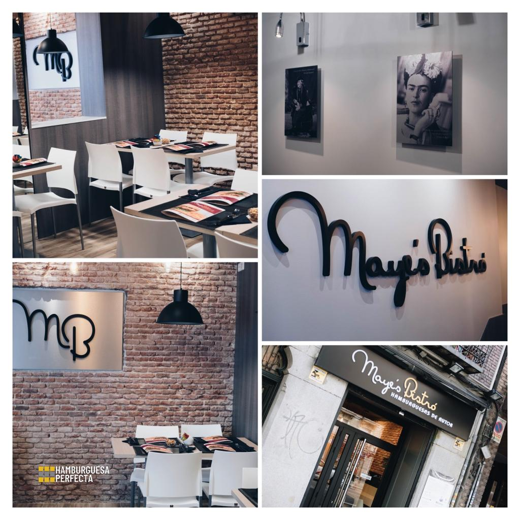 Collage Local Mayes Madrid