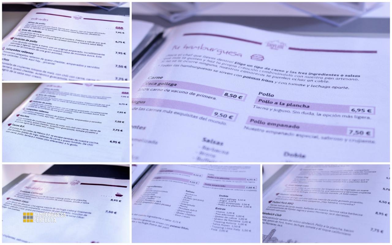 Collage Carta Skyline