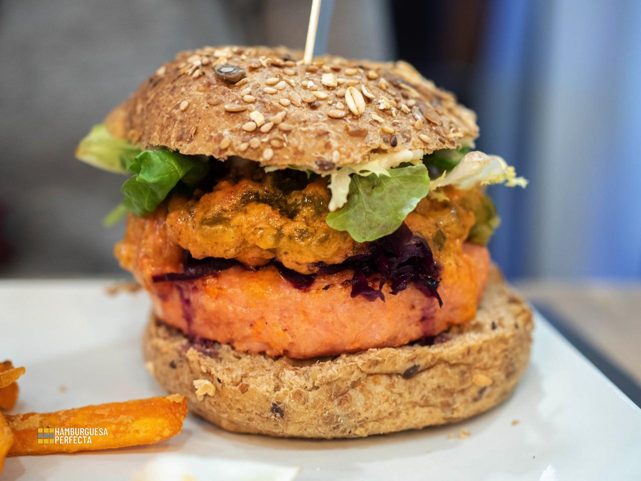 Healthy Burger Sublime Hernani