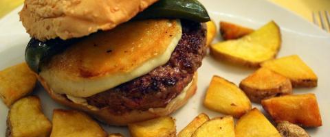 Burger Carmencita