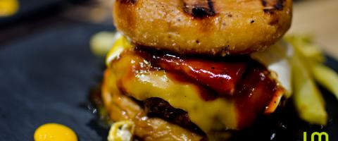 Donut Burger Sublime